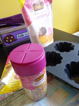 EN MODE CUP CAKES VAHINE