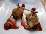 caille foie gras framboise.JPG
